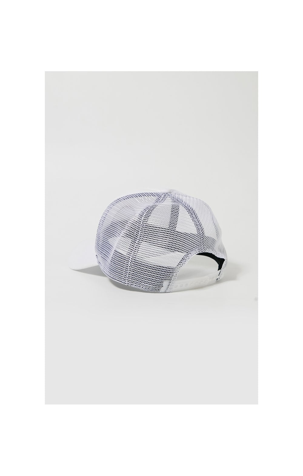 SikSilk Mesh Foam Trucker - White (1)