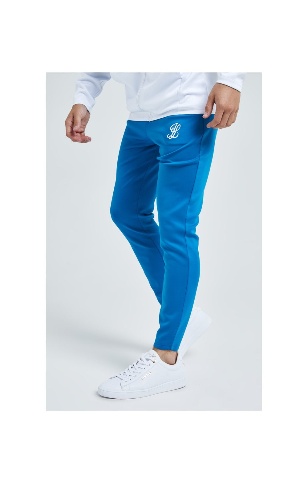 Illusive London Elevate Jogger - Blue & White