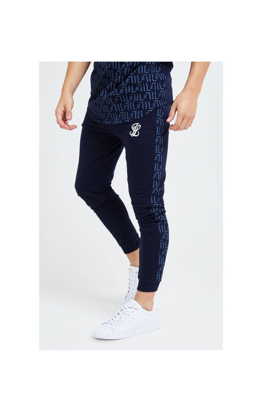 Illusive London Elite Jogger - Navy