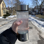 Hydronize™ Portable Hydrogen Water Bottle