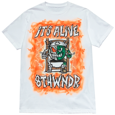 ITS ALIVE AIRBRUSH TEE