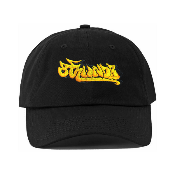 GRAFFITI CAP BLACK