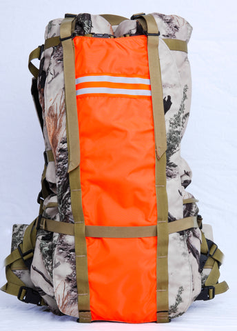 Orion Pack with Blaze meat shelf exposed