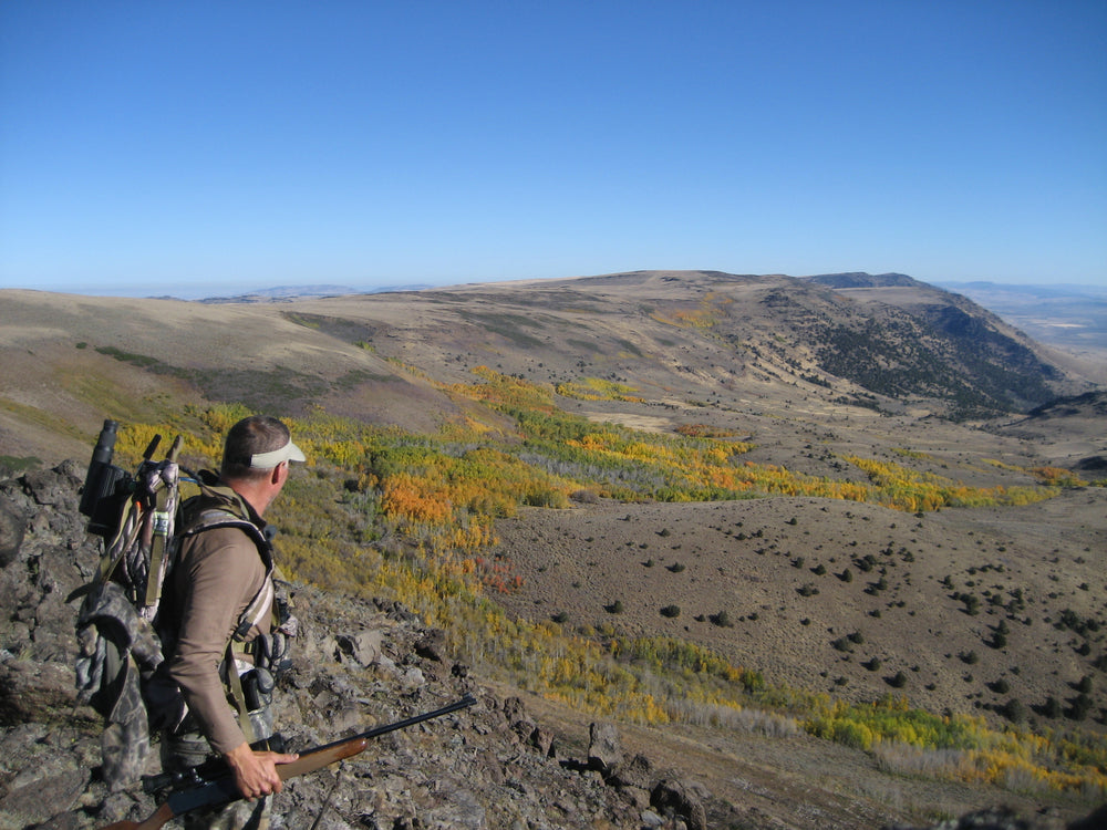 Steens Mountain and Orion pack