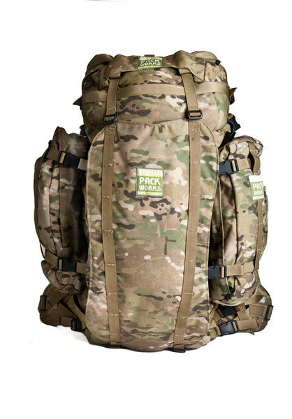 military tactical oregon pack works