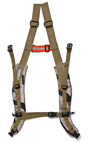 One is All® Suspension System-(Shoulder straps and Waist belt)
