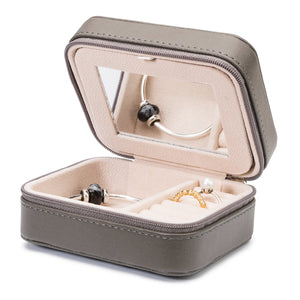 Trollbeads Travel Jewellery Box Grey