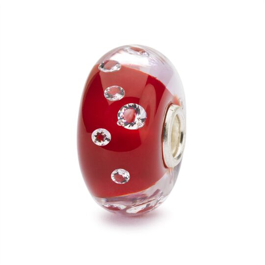 The Diamond Bead Scarlet