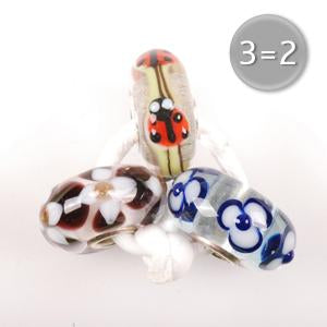 Trollbeads Unique-set 8