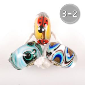 Trollbeads Unique-set 9