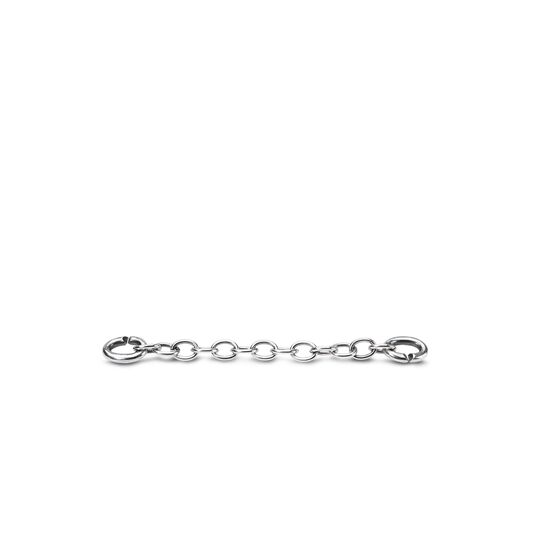 Link chain silver 7 cm