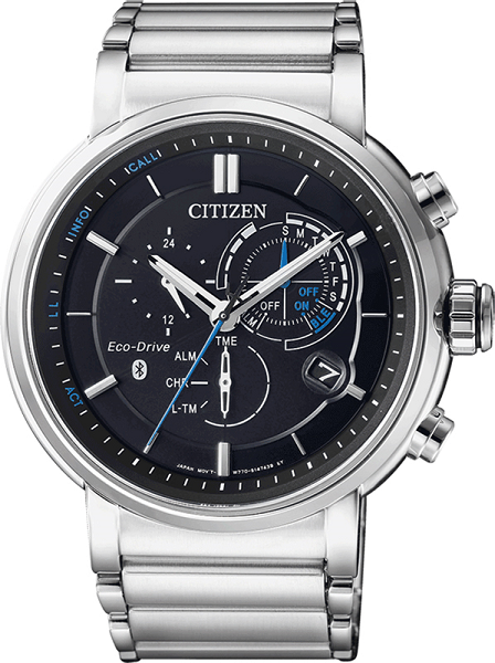 Citizen Eco-Drive BZ1001-86E Bluetooth Herenhorloge