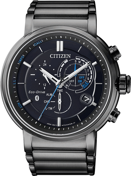 Citizen Eco-Drive BZ1006-82E Bluetooth Herenhorloge