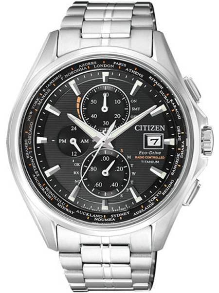 Citizen Eco-Drive AT8130-56E Radio Controlled Herenhorloge