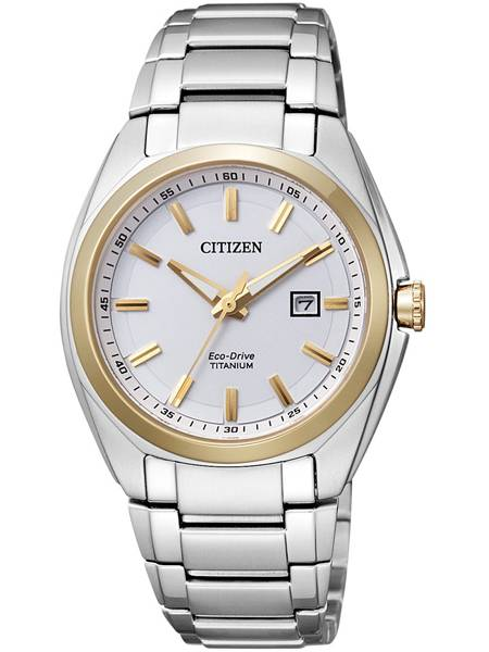 Citizen Eco-Drive EW2214-52A Dameshorloge
