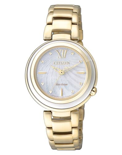 Citizen Eco-Drive EM0336-59D Dameshorloge Elegance