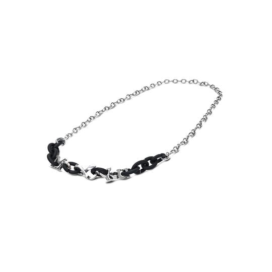 Me & You Chain Necklace