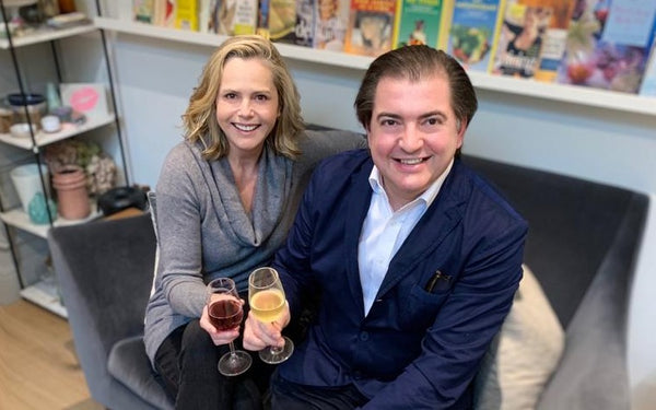 Liz Earle's Podcast: Wine 101 with Matthew Jukes