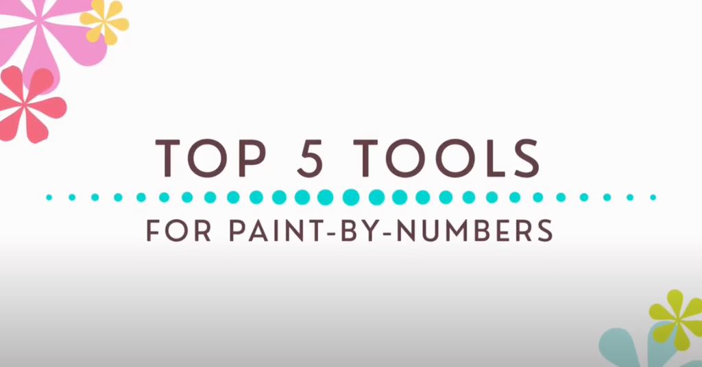 TOP 5 TOOLS FOR PAINT BY NUMBERS: PAINT PLOT AUSTRALIA