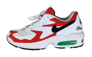Nike Air Max 2 Sample Red/White