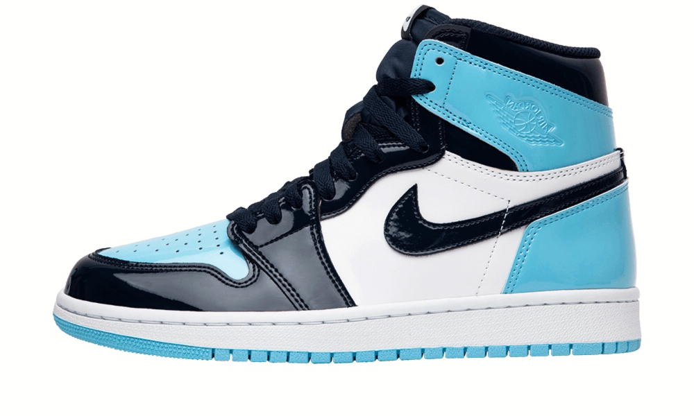 Air Jordan 1 High Women's Blue Chill