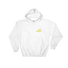 Load image into Gallery viewer, Sneakerround Logo Hoodie Green/White