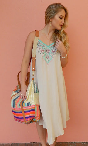 Bali Beach Dress - Front Door Boutique