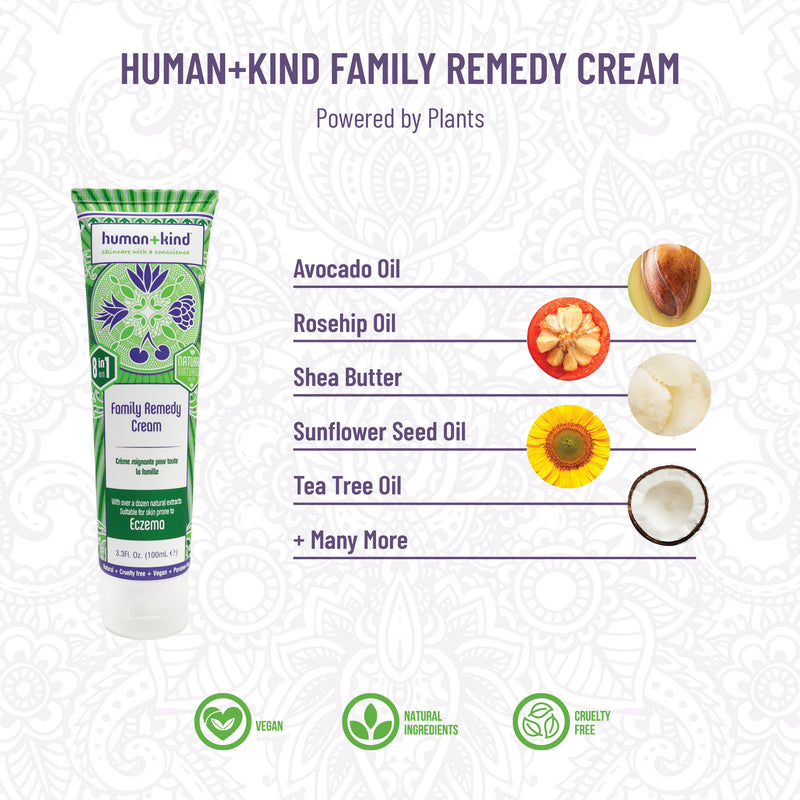 Family Remedy Cream 200ml Limited Edition!