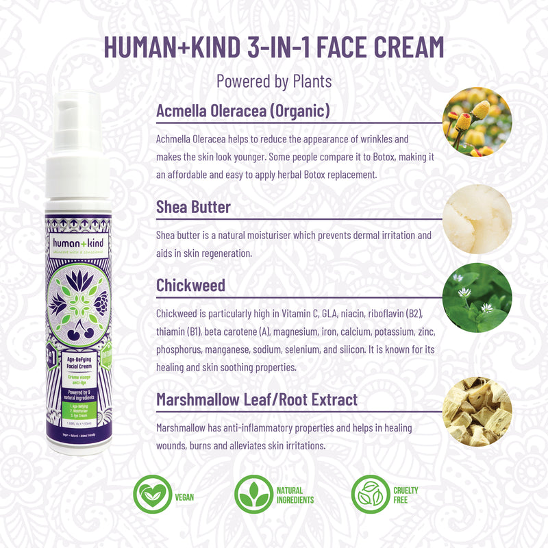 Age-Defying Facial Cream