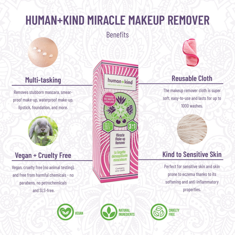 Miracle Make-Up Remover