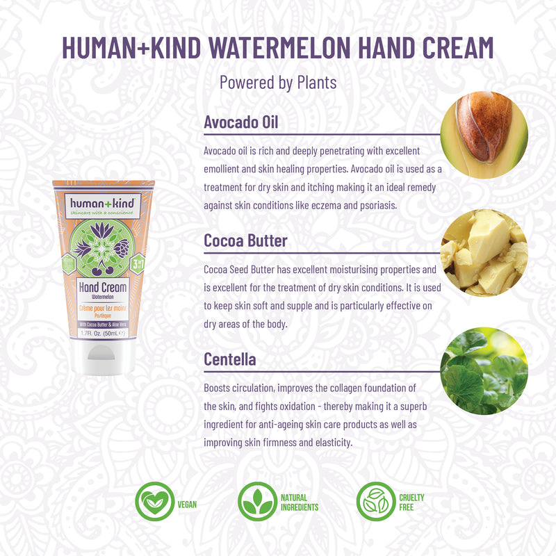 Hand Cream Watermelon