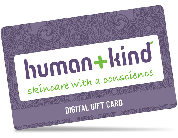The Human+Kind Gift Card