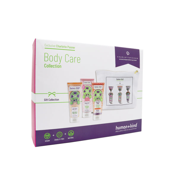 Charlotte Posner BODY care cosmetic bag Gift set