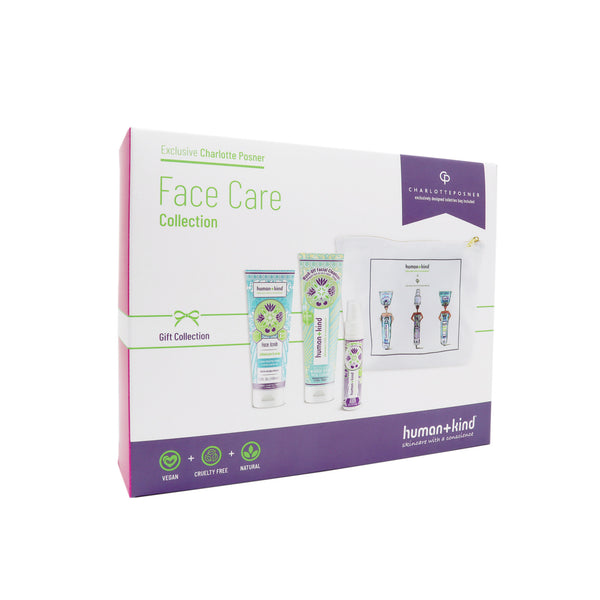 Charlotte Posner FACE care cosmetic bag Gift set