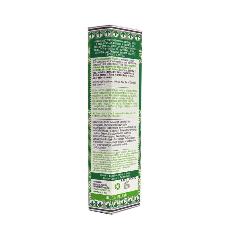 Family Remedy Cream 100ml