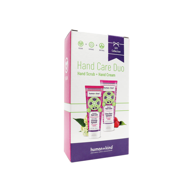 Hand Cream+Hand Scrub Duo
