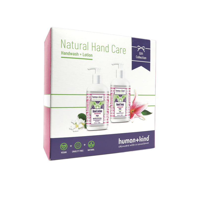 Hand Soap and Hand lotion DUO gift set