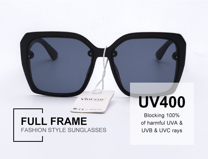 Cheap Wholesale Novelty Color UV400 Frame Sunglasses Label