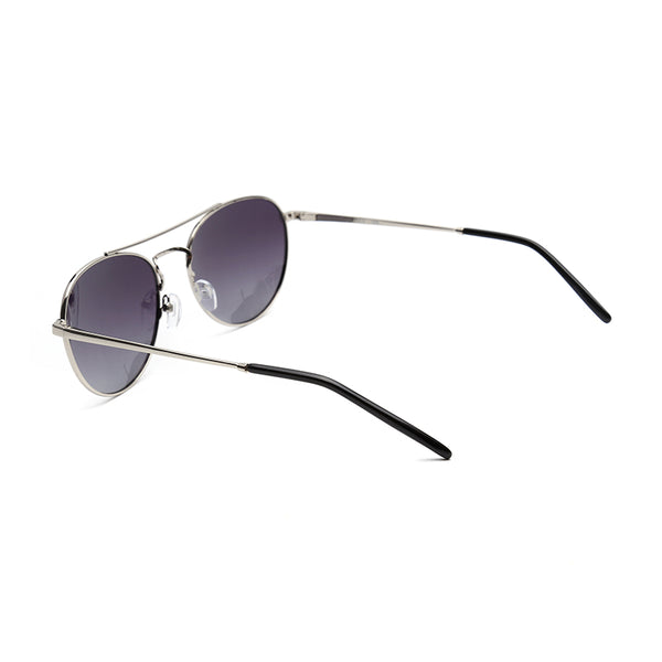 LD1011 Classic Square TAC(Polarized) Lens Metal Full Frame Stainless&PC Temple Men Sunglasses