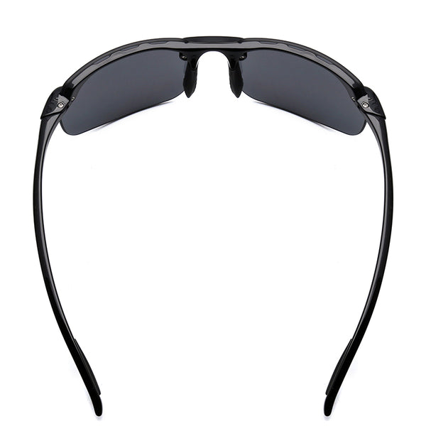 PN4022 Sports Square PC  Lens TR Half Frame TR Temple Men Sunglasses
