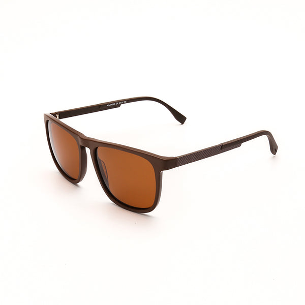 PD4006 Classic Square TAC(Polarized) Lens Acetate Full Frame Acetate Temple Men sunglasses