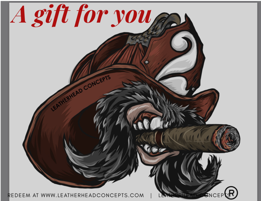 Leatherhead Concepts Gift Card