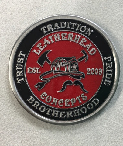 Leatherhead Concepts Challenge Coin