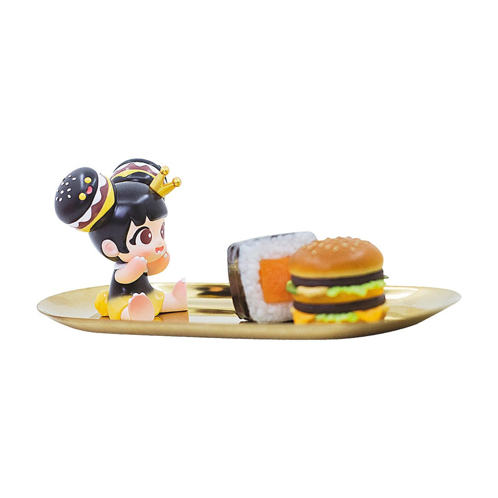 "*Pre-Order* Yaya - ""Burger Black"" By MoeDouble"