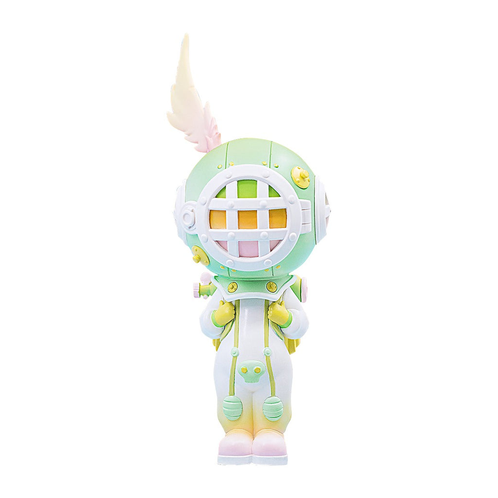 *Pre-Order* On The Way Series The Diver- Green by Sanktoys