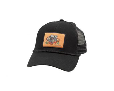 Simms Small Fit Foam Patch Trucker