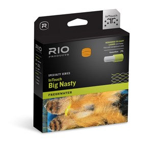 Rio InTouch Big Nasty Fly Line
