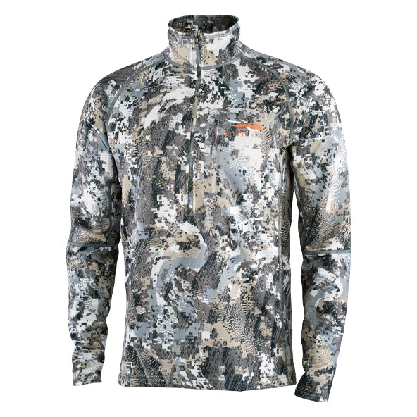Sitka Heavyweight Zip-T