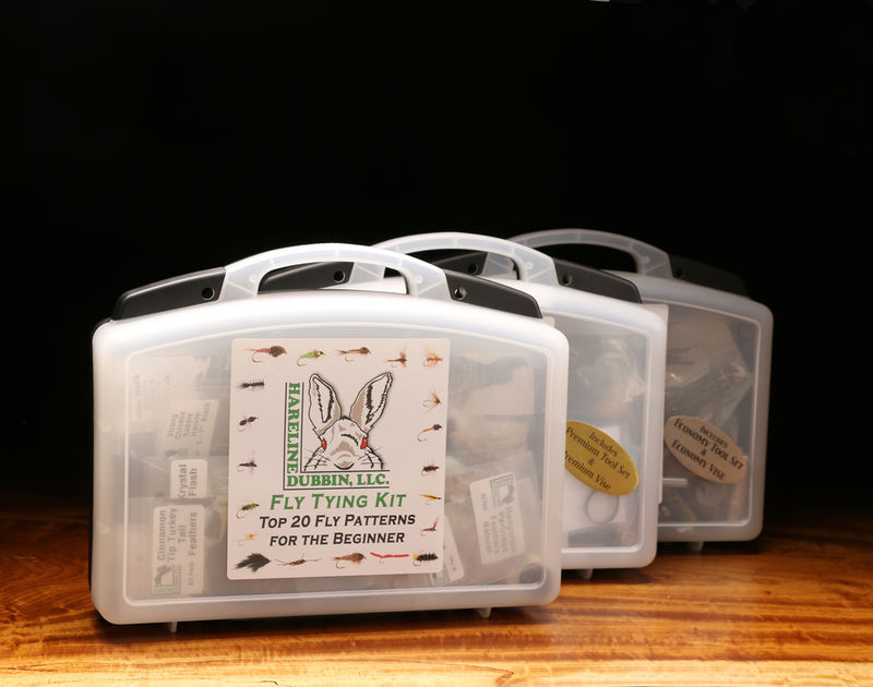 Hareline Dubbin Fly Tying Kit