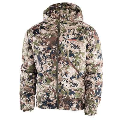 Sitka Kelvin Down Windstopper Hoody